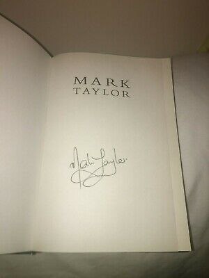 AU35 • Buy Mark Taylor Cricket Signed Time To Declare  Hardback Buy Authentic Book