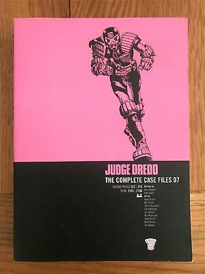2000AD Judge Dredd The Complete Case Files 07 Graphic Novel  • 10£