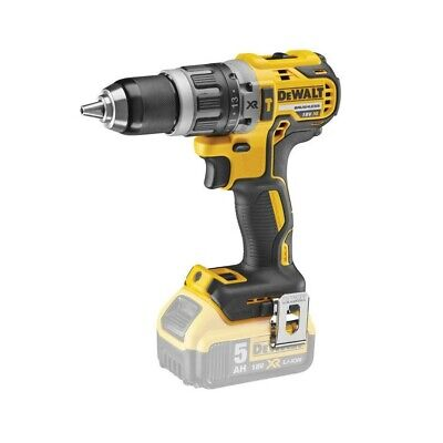 View Details Dewalt DCD796N 18v Li-Ion XR Brushless Compact Combi Drill - Naked - Body Only • 78.00£