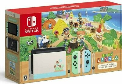 $ CDN793.40 • Buy Nintendo Switch Animal Crossing: New Horizon Special Edition Japan Domestic New