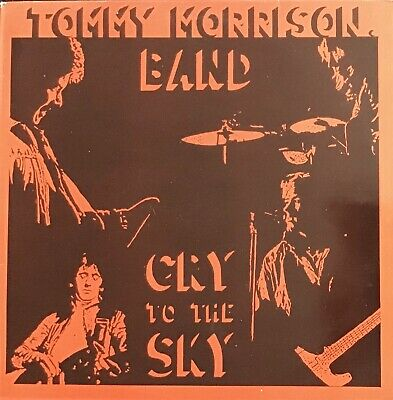 Tommy Morrison Band Cry To The Sky Vinyl • 19.99£
