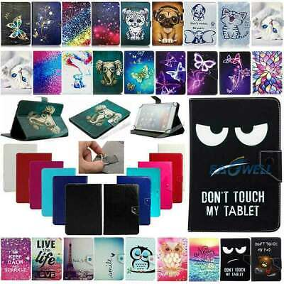 AU16.99 • Buy For Samsung Galaxy Tab A 7.0 8.0 10.1 Tablet Universal Stand Flip Case Cover HOT