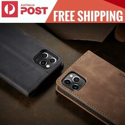 AU10.99 • Buy For IPhone 13/12/11/Pro/Max Case IPhone SE2020/7/8 X/XS Max XR Wallet Case Stand