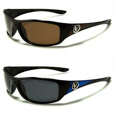 Polarized Sunglasses Mens Womens Ladies Boys Designer 'NITROGEN' Run Fish Cycle • 10.99£