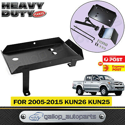 AU79 • Buy GGN25 DUAL BATTERY TRAY For TOYOTA HILUX SR 2005 - 2015 4.0L V6 PETROL