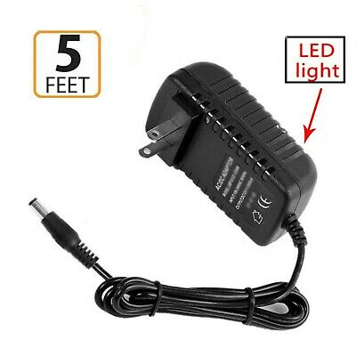 $10.88 • Buy 12V AC Adapter For M-Audio ProKeys 88sx 88 Stage Piano Power Supply Cord Charger