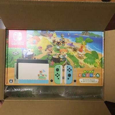 $ CDN867.24 • Buy Nintendo Switch Animal Crossing New Horizons Edition Console JAPAN