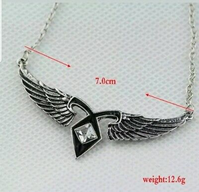 Mortal Instruments Pendant Necklace, Come With Free Gift Bag, Good Idea For... • 4.50£