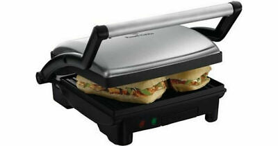 Russell Hobbs 3-in-1 Panini Press, Grill And Griddle 17888, Stainless Steel • 39.99£