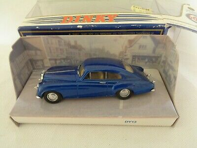Matchbox Dinky Collection 1955 Bentley R Continetal 1.43 DY-138 • 15£