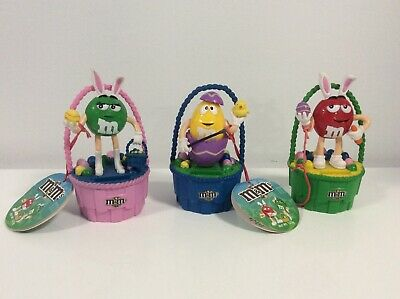 AU35.99 • Buy M&M's Lot Of 3 Easter Candy Bank