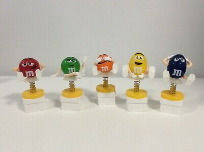 AU44.99 • Buy M&M's Lot Of 5 Mini Toppers