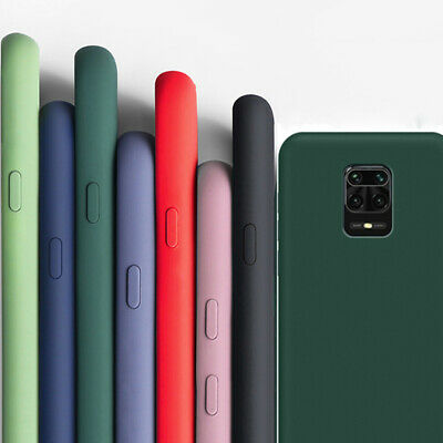 $2.89 • Buy For Xiaomi Redmi Note 9S 6 7 8 9 Pro 7A 8A Liquid Silicone Shockproof Case Cover