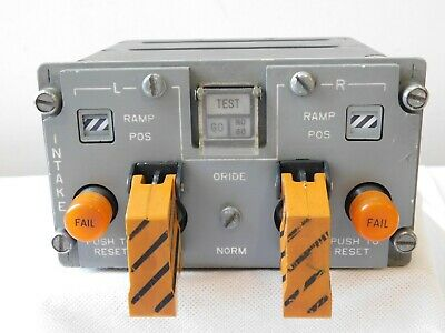 Tornado GR1 Aircraft Intake Ramp Control Panel From ZA472 [1R5A] • 64.99£
