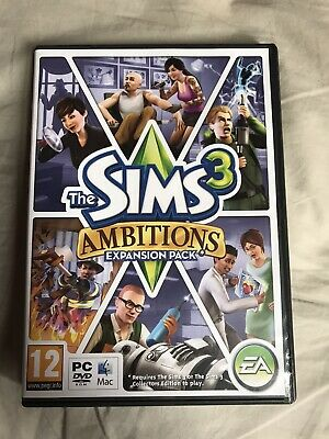 The Sims 3: Ambitions (PC: Mac, 2010) • 4.90£