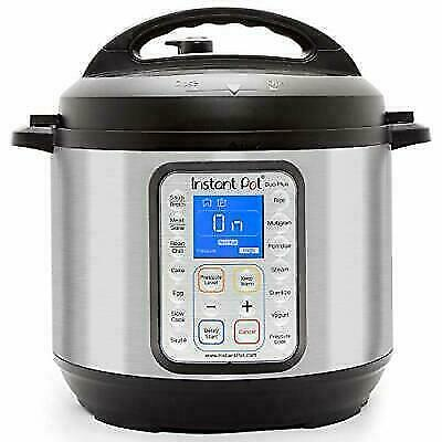 $80 • Buy Instant Pot DUO Plus 8 Qt - Programmable Pressure Cooker - New In Box