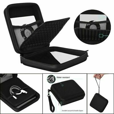 Hard Storage Case Cover Bag EVA For CD DVD Writer Blu-Ray&External Hard Drive#ch • 7.21£