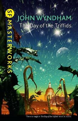 The Day Of The Triffids (S.F. MASTERWORKS), Wyndham, John, New, • 9.71£