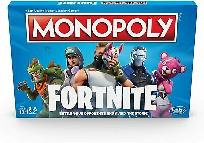 $21.95 • Buy Monopoly Fortnite Edition Board Game!   NEW