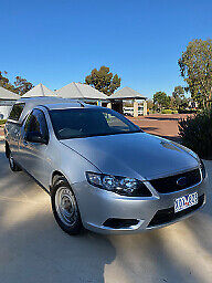 AU14900 • Buy 2009 Ford Falcon Fg Ute 3 Seater Lpg With Reg And Rwc Excellent Condition