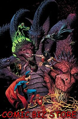 Justice League #47 (2020) 1st Printing Frank Main Cover Dc Comics • 3.55£
