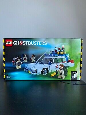 LEGO Ideas Ghostbusters Ecto-1 (21108) - Brand New Factory Sealed - Retired Set • 99.99£