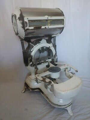 Vintage Retro Avery Barrel Shop Scales Heavy Duty Sweet Shop Butchers Victorian • 75£
