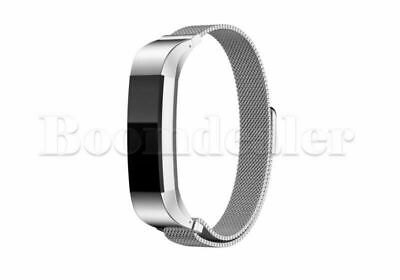 $ CDN13.14 • Buy For FitBit Alta HR Tracker Magnetic Milanese Stainless Watch Band Strap Bracelet