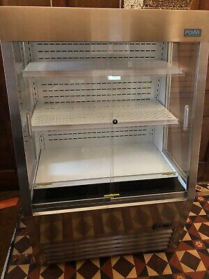 Polar Refrigeration Multi Deck Display Fridge, Good Condition, Open Year Old,  • 1,080£