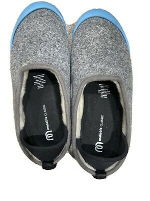 $17 • Buy Mahabis Classic Slippers With Removable Rubber Sole Size EU 37 Womens 6-7 Euc