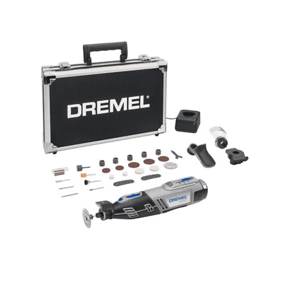 Dremel 8220-3/35 12v Cordless Multi Tool 1 X 2.0ah Battery Charger + Case • 125£