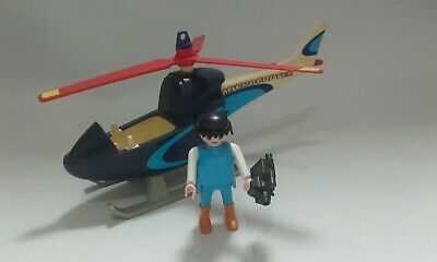 PLAYMOBIL 4423 Press Microcopter - News / TV Reporting • 4.95£