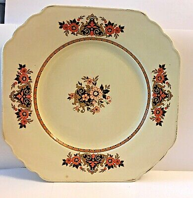 $ CDN26.50 • Buy Vintage Wedgwood & Co. Square Dinner Plate