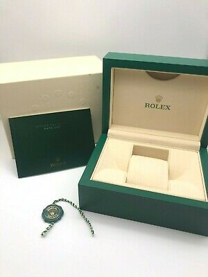 $ CDN190.08 • Buy GENUINE Rolex Watch Box Case Wave 39137.71 Small / 0519018-9