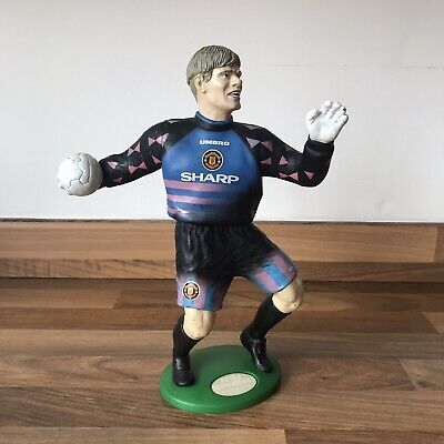 Peter Schmeichel Football Figure By Vivid Imaginations 1996 Manchester United • 8.99£
