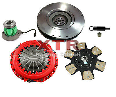 $240.46 • Buy XTR STAGE 3 CLUTCH KIT-SLAVE-HD FLYWHEEL For 2005-2010 FORD MUSTANG 4.0L V6