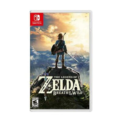 $54.99 • Buy The Legend Of Zelda: Breath Of The Wild (Nintendo Switch)