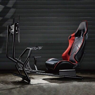 FOREST G3 Gaming Chair, Racing Cockpit Simulator Pro Bundle For PlayStation/Xbox • 425£