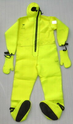 Nos  Viking Immersion Suit Sea Safety Vessel Abandonment Water Sports Buoyant • 99£