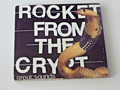 Rocket From The Crypt – Group Sounds (CD) 2001 • 6£