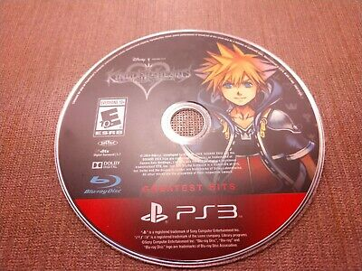 $7.64 • Buy Sony PlayStation 3 PS3 Disc Only Tested Kingdom Hearts HD 2.5 Remix Ships Fast