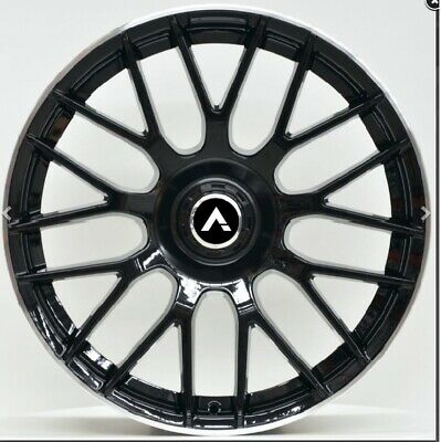 AU1699 • Buy Albi Mesh 19 Inch Mercedes C63 Fitment Wheels And Tyres