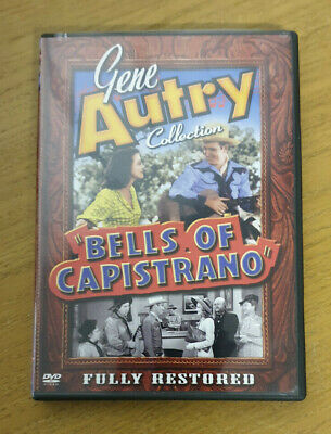 Bells Of Capistrano - Region 1 DVD USA Import - Gene Autry Collection • 7.99£