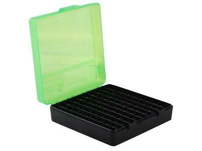 AU10.50 • Buy MTM Pistol Ammo Box - 9mm - 100 Round MTM