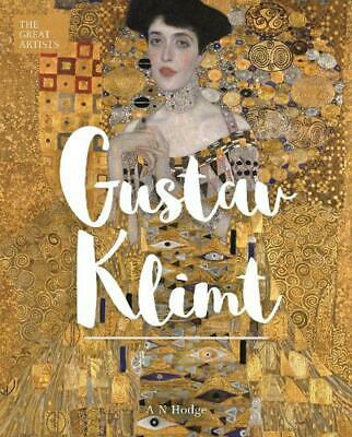 $ CDN27.91 • Buy Gustav Klimt By An Hodge (English) Hardcover Book Free Shipping!