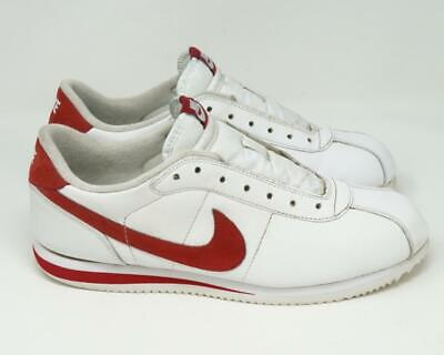 AU50.14 • Buy NIKE Cortez Leather '06 Mens Size 11.5 Red White Running Sneakers 316418-162