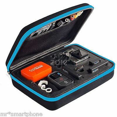 AU20.57 • Buy Protective Storage Carry Hard Case Bag Box GoPro Hero 9 8 7 6 5 3+ 3 Accessories
