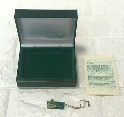 $ CDN196.87 • Buy VINTAGE GENUINE ROLEX Watch Box Case 11.00.2 Tag / 0702002