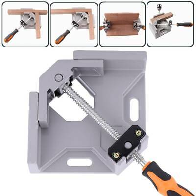 90° Degree Corner Clamp Right Angle Clamps Woodworking Vice Wood Metal Weld Jig • 8.79£