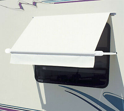 $185.29 • Buy Carefree RV WH0404F4FW SimplyShade Window Shade AWNINGS-PATIO WINDOW & DOOR RV